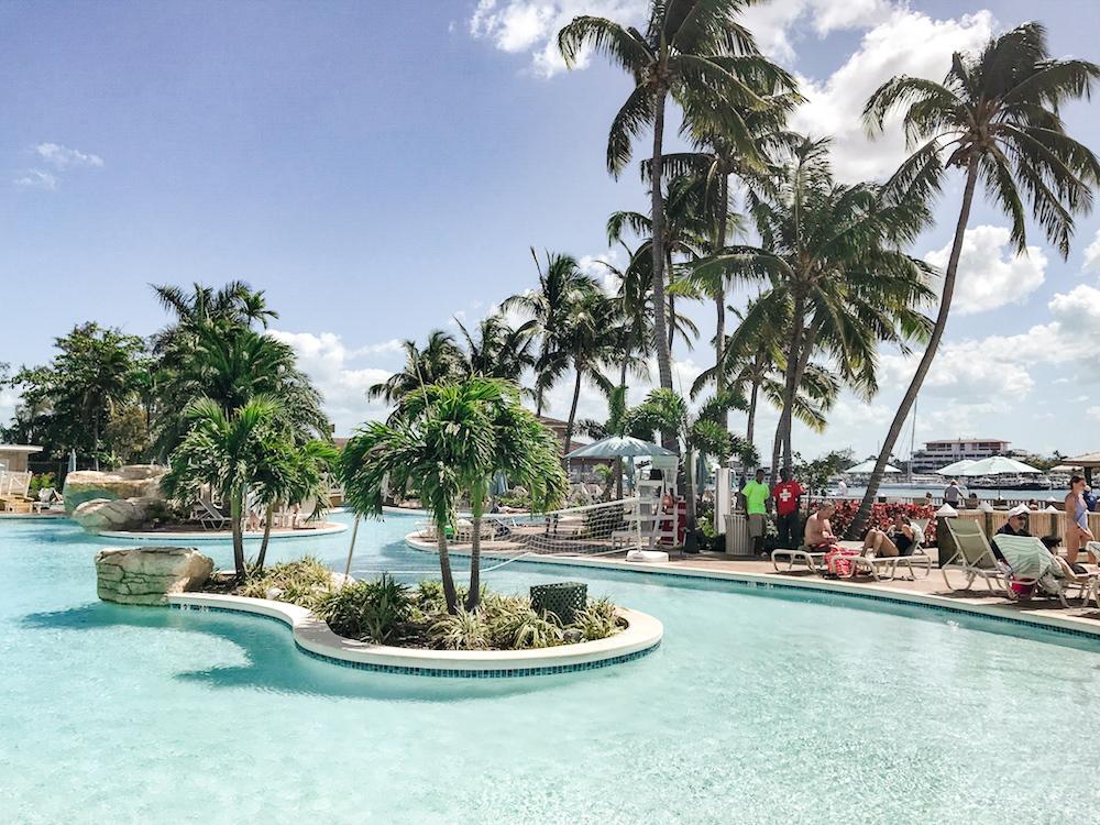 Warwick Bahamas pool
