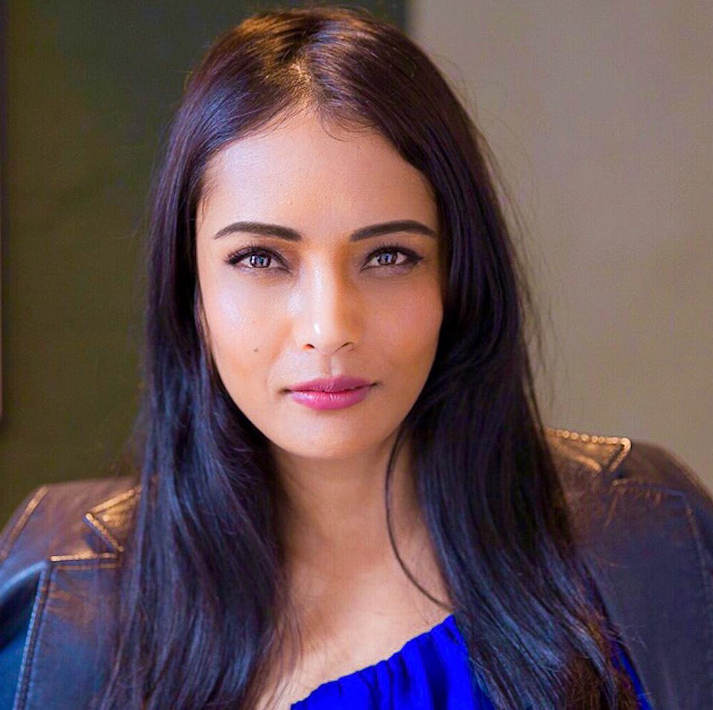 Megha Hamal's headshot.