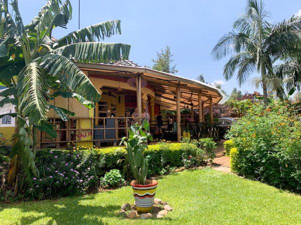 Yambi House in Kigali, Rwanda