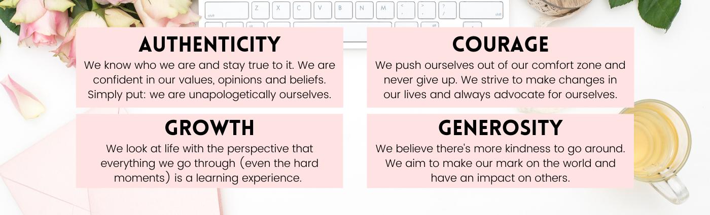 L&I Core Values